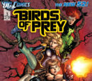 Birds of Prey (Volume 3) Issue 3