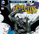 Detective Comics (Volume 2) Issue 0