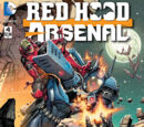 Red Hood/Arsenal (Volume 1) Issue 4