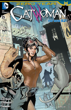 Catwoman Vol 4-25 Cover-1