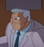 Batman TAS - Dr. March