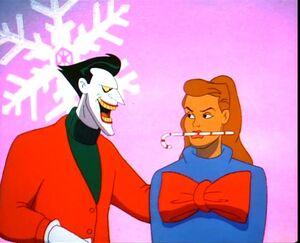 Christmas with the Joker 1