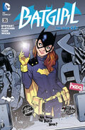 Batgirl Vol 4-35 Cover-1