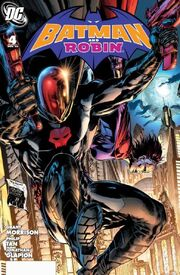 Batman and Robin-4 Cover-2