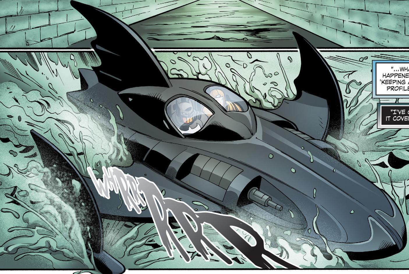 LEGO DC Review: The Batboat Harbour Pursuit | Brickmaster Reviews