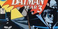 Batman: Year Three