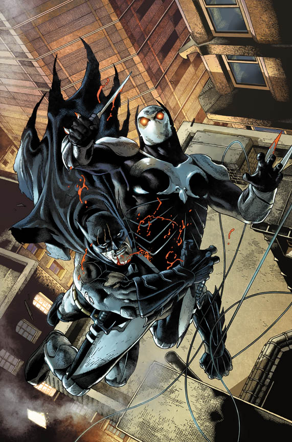 Lincoln March Batman Wiki Fandom Powered By Wikia