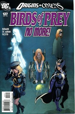 Birds of Prey 127c