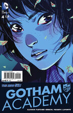 Gotham Academy Vol 1-4 Cover-2
