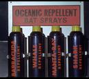 Oceanic Repellent Batsprays