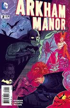 Arkham Manor Vol 1-2 Cover-2
