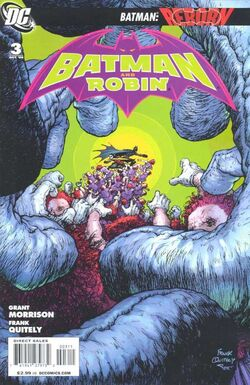 Batman and Robin-3 Cover-1