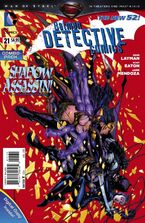 Detective Comics Vol 2-21 Cover-3