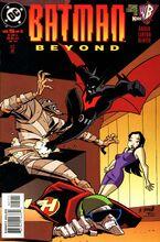 Batman Beyond V1 05 Cover