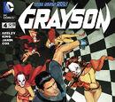 Grayson (Volume 1) Issue 4