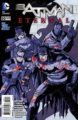 Batman Eternal Vol 1-50 Cover-1