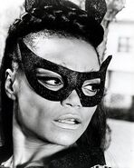 Batman '66 - Eartha Kitt as Catwoman 2