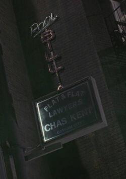 Batman 1989 - Chas Kent 2
