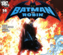 Batman and Robin (Volume 1) Issue 14