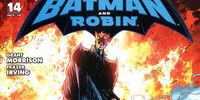 Batman and Robin (Volume 1) Issue 14