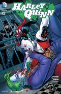 Harley Quinn Vol 2-25 Cover-2
