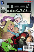 Teen Titans Vol 5-2 Cover-3