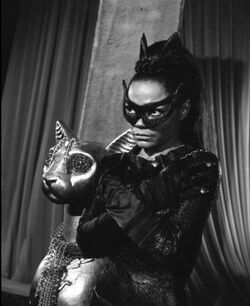 Batman '66 - Eartha Kitt as Catwoman