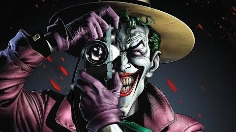 Batman The Killing Joke - Official Trailer