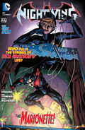 Nightwing Vol 3-27 Cover-1