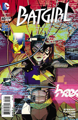 Batgirl Vol 4-40 Cover-1