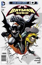 Batman and Robin Vol 2-0 Cover-1