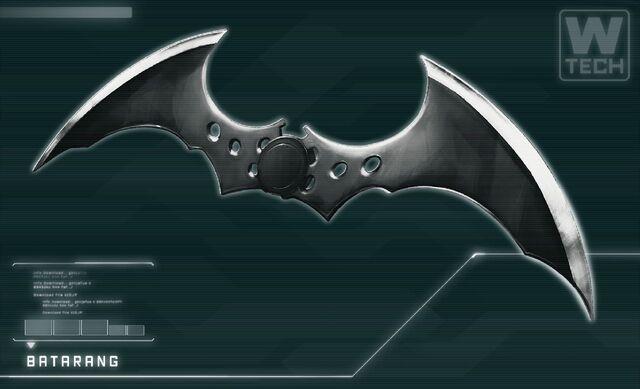 Archivo:AC Batarang.jpg