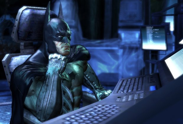 Image result for batman arkham asylum batcave