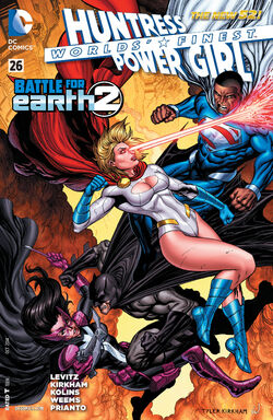 Worlds' Finest Vol 5-26 Cover-1