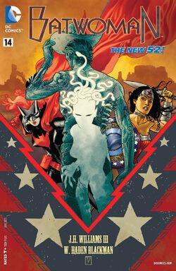 Batwoman Vol 1-14 Cover-1