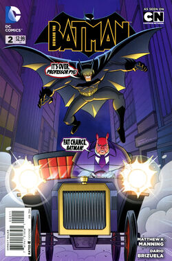 Beware the Batman Vol 1-2 Cover-1