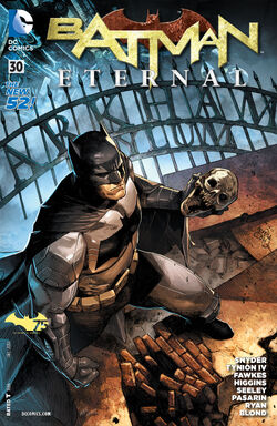 Batman Eternal Vol 1-30 Cover-1