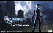 DCUO Catwoman