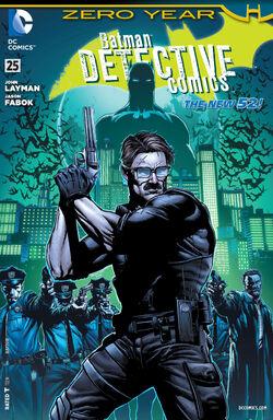 Detective Comics Vol 2-25 Cover-1