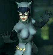 Animated Catwoman