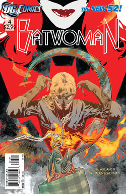 Batwoman Vol 1-4 Cover-1