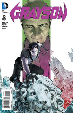 Grayson Vol 1-10 Cover-1