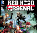 Red Hood/Arsenal (Volume 1) Issue 9