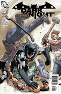 Batman The Dark Knight-5 Cover-2