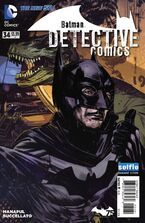 Detective Comics Vol 2-34 Cover-2