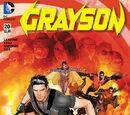 Grayson (Volume 1) Issue 20