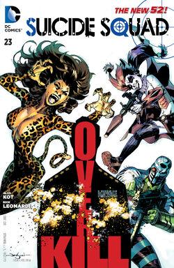 Suicide Squad Vol 4-23 Cover-1