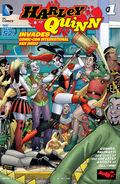 Harley Quinn Invades Comic Con International San Diego Vol 2-1 Cover-2