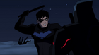 Nightwing vs Manta Men