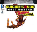 Suicide Squad Most Wanted: Deadshot/Katana (Volume 1) Issue 2